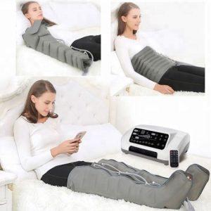 Air massage device