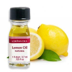 Lemon oil massage