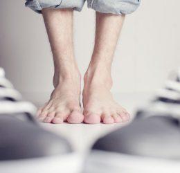مساج القدمين